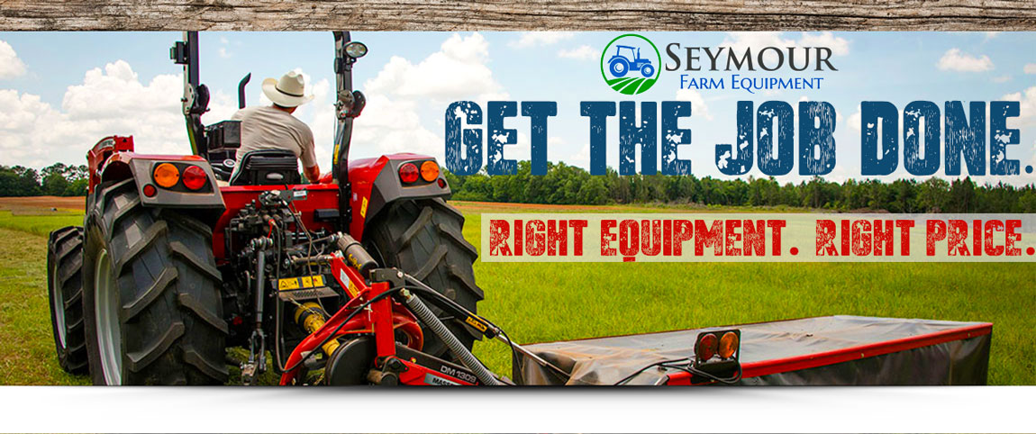 SEYMOUR TRACTORS AND EQUIPMENT  1019 BOYDS CREEK HWY SEYMOUR
